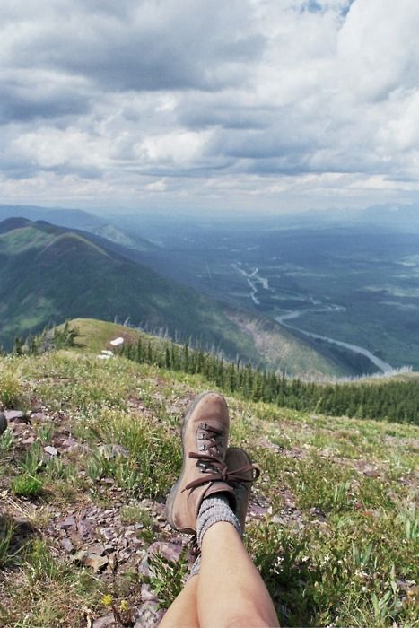 Hiking boots  inspiration