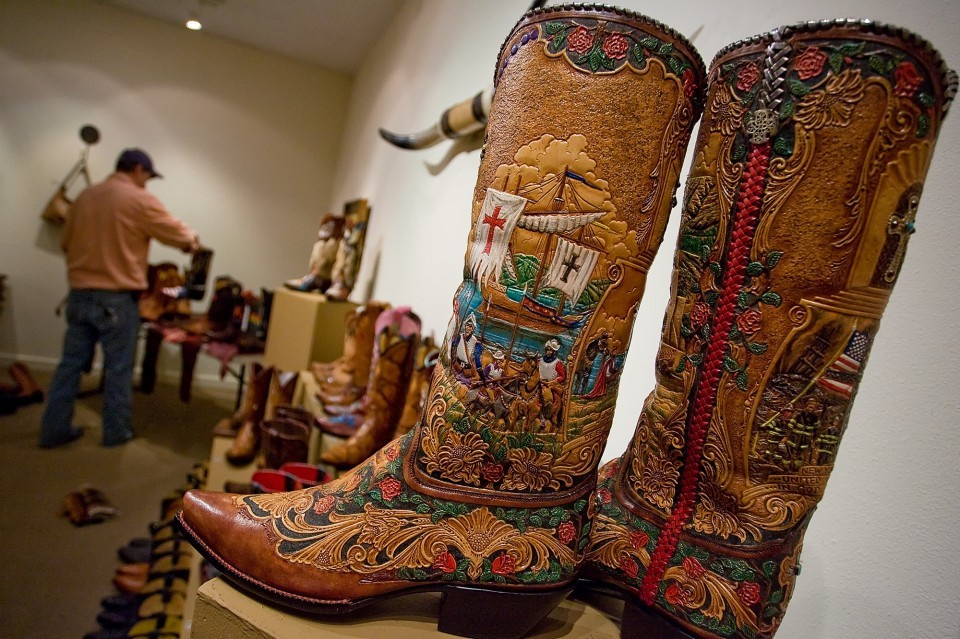 Tres Outlaws Boot