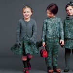 © D & G kids fashion for 2014/2015